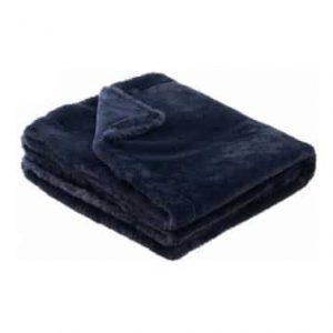 plaid-couverture-edredon-xl indigo-lanostradeco