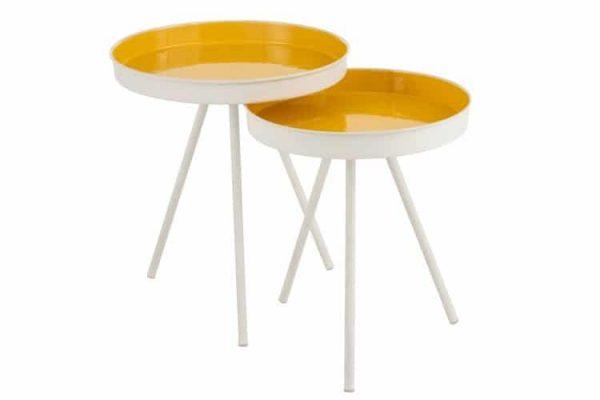 table-gigogne-metal-jaune-jardin-lanostradeco