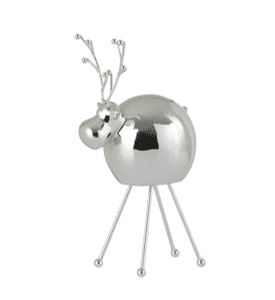 renne-procelaine-argent-noel-lanostradeco